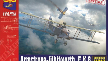 1/48 Armstrong-Whitworth F.K.8 Late production version