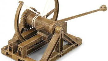 Da Vinci Kit 18137 - CATAPULT MACHINE