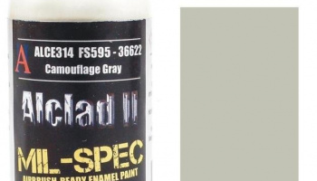 Camouflage Gray (FS595-36622) - 30ml - Alclad2