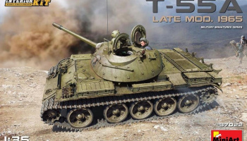 1/35 T-55A Late Mod. 1965 Interior Kit