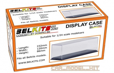 Display Case for all Belkits models - Belkits