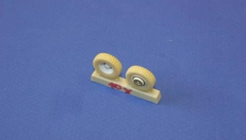 1/72 M26 Dragon Vagon - wheels /10pcs/