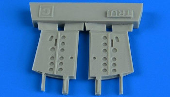 1/48 L-39C Albatros airbrakes for TRUMPETER kit