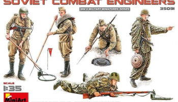 1/35 Soviet Combat Engineers