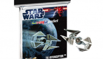 EasyKit Pocket SW 06725 - TIE INTERCEPTOR