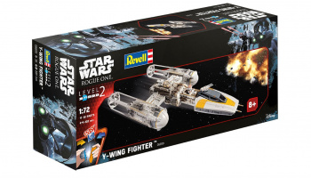 EasyKit SW 06699 - Y-Wing Fighter (1:72)