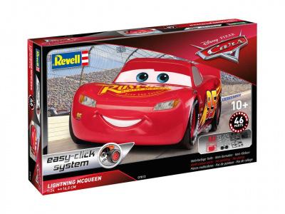 EasyClick ModelSet auto Lightning McQueen - Revell | Car