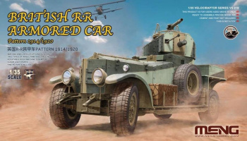 1/35 British RR Armored Car Pattern 1914/1920