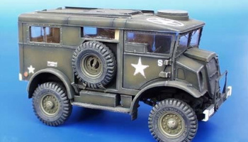1/35 Chevrolet C8A HUP