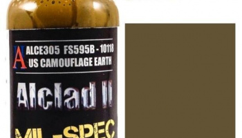 US Camouflage Earth (FS595B-30118) - 30ml – Alclad2