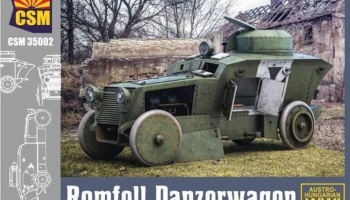 Romfell Panzerwagen 1/35 - Copper State Models – Copper State Models