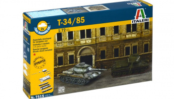 Fast Assembly tanky 7515 - T-34/85 (1:72)