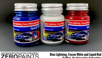 Ford GT 2018 3x30ml - Zero Paints