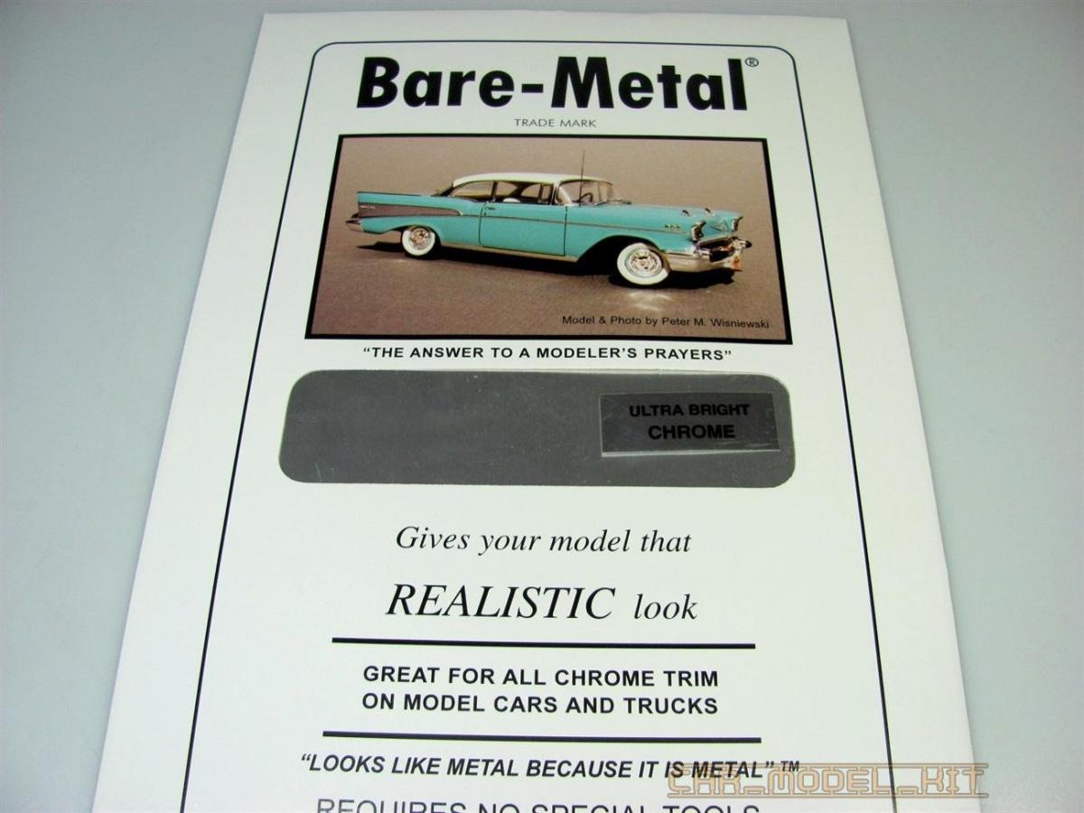 Bare-Metal Ultra Bright Chrome