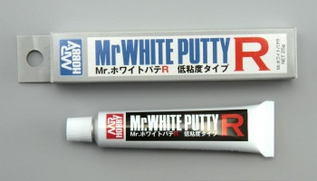 Mr.White Putty - Gunze