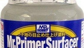 Mr. Primer Surfacer 1000 for Resin - Gunze