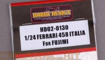 Ferrari 458 Italia For Fujimi - Hobby Design