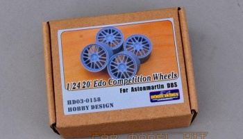 20' Edo Competition Wheels for Aston Martin DBS - Hobby Design