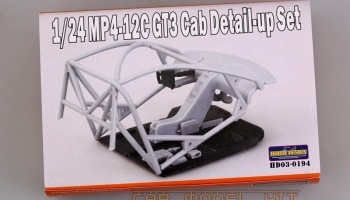 McLaren MP4-12C GT3 Cab Detail-up Set - Hobby Design