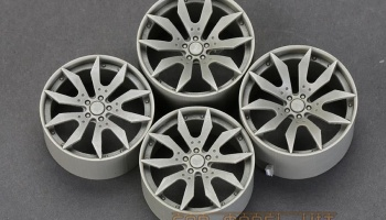 Forgiato Artigli-ECL Wheels 1/18 - Hobby Design