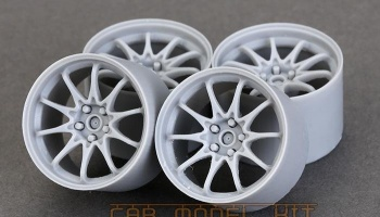 18´ RAYS CE28 Wheels - Hobby Design