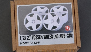 20´ Vossen Wheels (NO:VPS-318) - Hobby Design