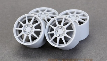 16´ Honda DC2 Wheels - Hobby Design
