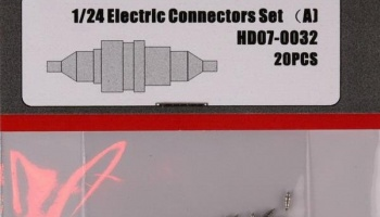 Electric Connectors Set (A) - Hobby Design