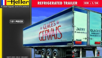 Refrigerated Trailer - Heller