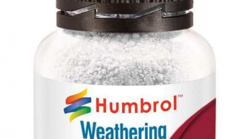 Humbrol Weathering Powder White AV0002 - pigment pro efekty 28ml
