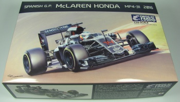 McLaren Honda MP4-31 Spanish GP 2016 - Ebbro