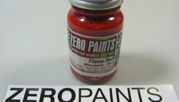 Mitsubishi - Flame Red (Mica) R51 2x30ml - Zero Paints