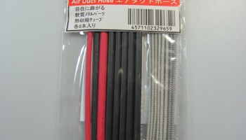 Air Duct Hose Set - Model Factory Hiro