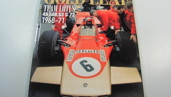 Team Lotus 1968-71 - Model Factory Hiro