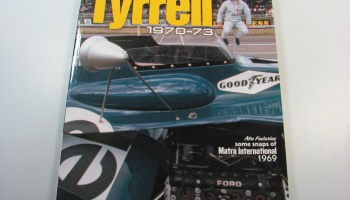 Tyrrell 1970-73 - Model Factory Hiro