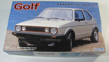 VW Golf 1 - Fujimi