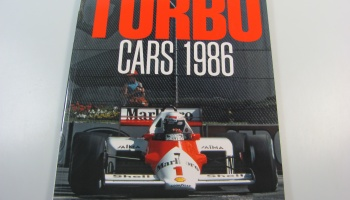 Turbo Cars 1986 - Model Factory Hiro
