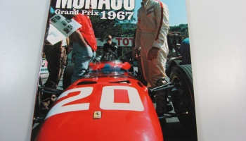 Monaco GP 1967 - Model Factory Hiro
