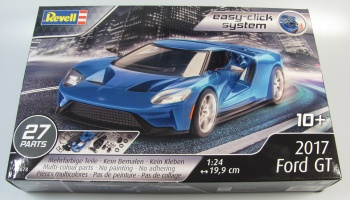 Ford GT Easy Click - Revell