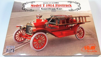 Ford T Firetruck - ICM