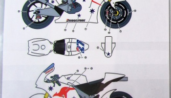 Honda RC212V Stoner Test 2010 - Studio27