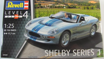 Shelby Series 1 - Revell