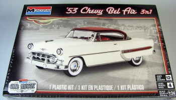 Chevy Bel Air 3 in 1 - Revell Monogram