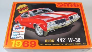 Olds 442 W-30 - AMT