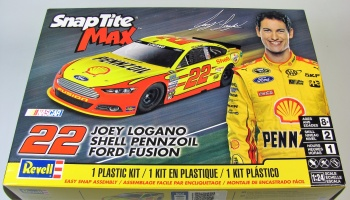 Shell Pennzoil Ford Fusion Joey Logano - Revell
