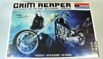 Tom Daniel Grim Reaper Chopper - Revell Monogram