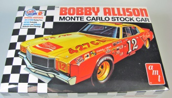 Bobby Allison Chevy Monte Carlo Stock Car - AMT