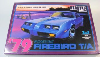 Pontiac Firebird Trans Am - MPC