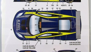McLaren MP4-12C GT3 Long Beach - Studio27