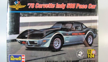 Chevrolet Corvette Indy Pace Car - Revell